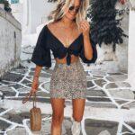 Faldas estampadas para verano