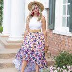 Ideas de outfits coloridos para el verano
