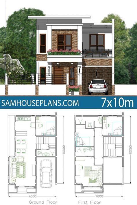 Modern house plan designs