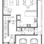 Planos arquitectónicos de casas pequeñas