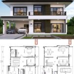 Diseños de planos de casas gratis con medidas