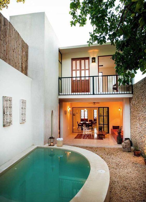 Los mejores ejemplos de casas pequeñas y modernas