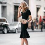 Un vestido negro