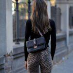 Pantalones con animal print