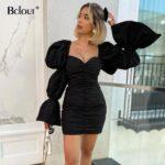 Los mejores vestidos con mangas bombachas de moda