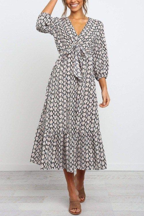 Maxi vestidos tropicales