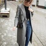 Complementa tus looks con abrigos en color grisComplementa tus looks con abrigos en color gris