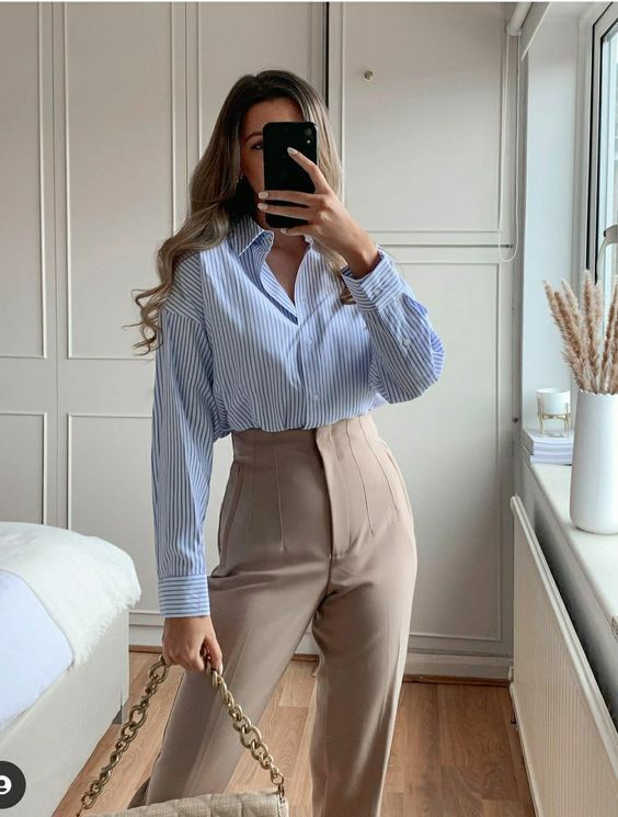 Outfits elegantes con camisetas básicas