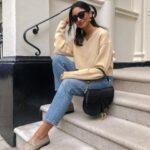 Looks elegantes con jeans de mezclilla
