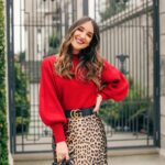 Outfits casuales con cinto Gucci
