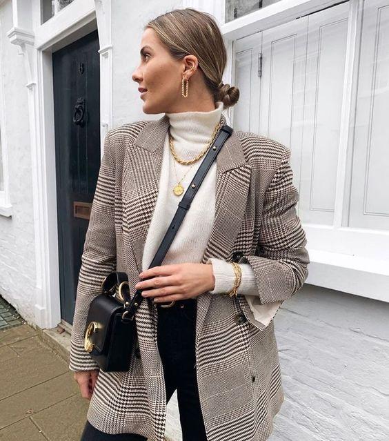 Formas casuales de usar un blazer