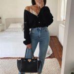 Viste con skinny jeans