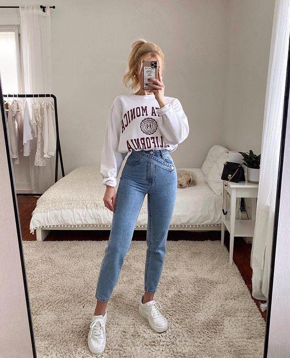 Tira tus jeans a la cadera