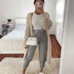 Los mejores looks con cardigans tejidos para otoño
