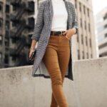 Looks casuales con sweater cuello de tortuga tejido
