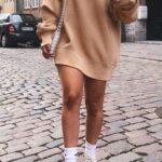 Sudaderas estilo vestidos