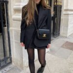 Outfits con blazers oversize