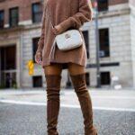 El tono camel para otoño - invierno