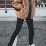Maneras de usar abrigos de borreguita