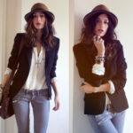 Ideas de outfits con blazers