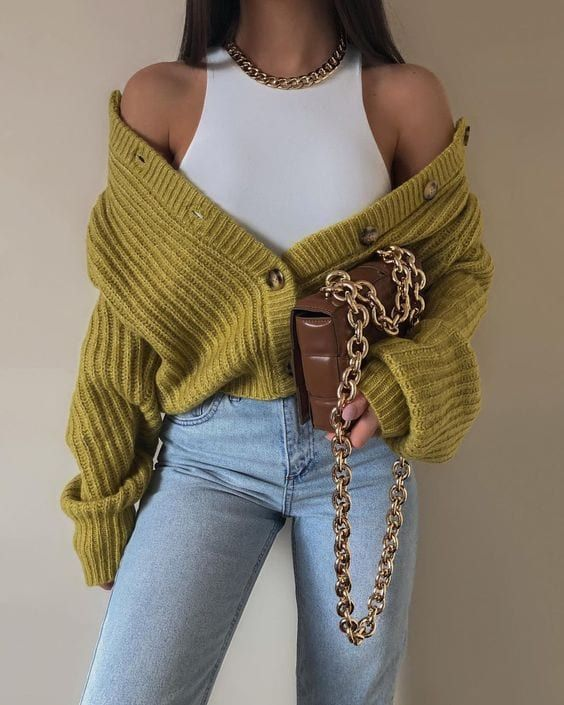 Looks con prendas tejidas de Zara