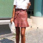 Looks con faldas de Zara