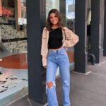 Looks casuales con jeans de mezclilla