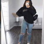Looks con skinny jeans para estudiantes
