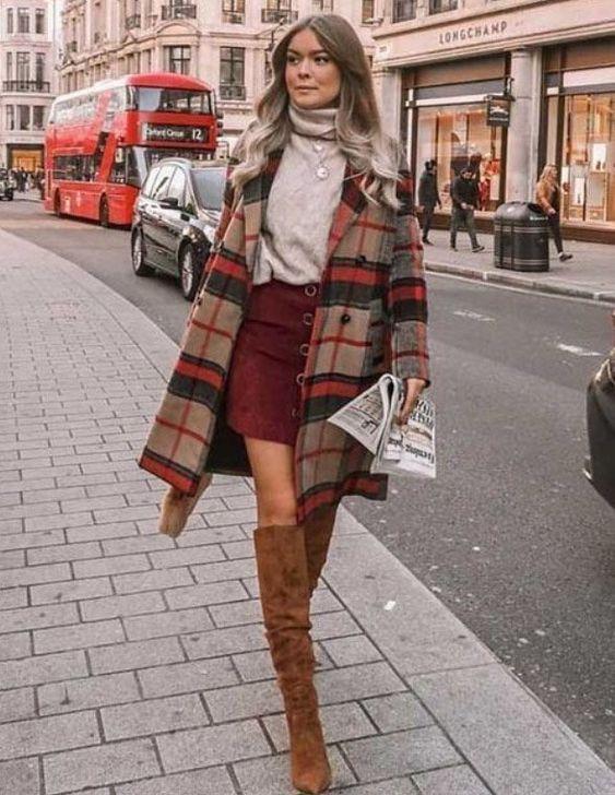 Complementa tus looks con abrigos largos