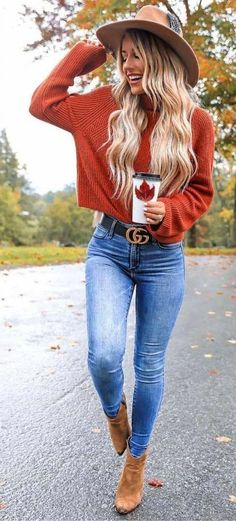 Ideas de outfits con botines para otoño