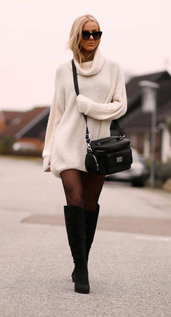Outfits cómodos para otoño